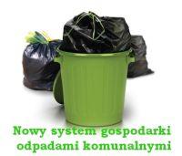 Nowy system odpadami komunalnymi